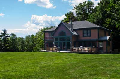 Lake George Vacation Home For Rent - The Treasure Cove Lake